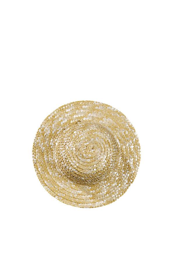 Ψάθινο καπέλο Rayher 11,5cm 8812231