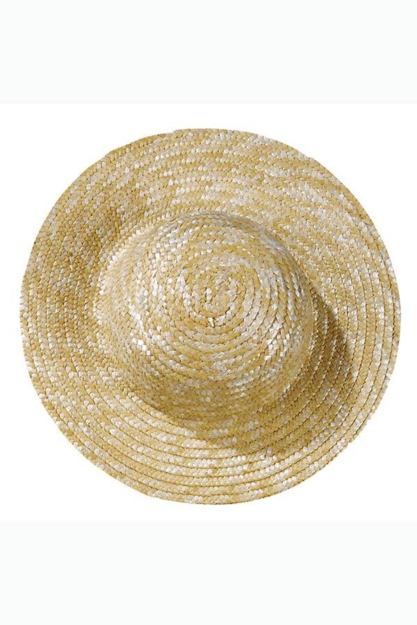 Ψάθινο καπέλο Rayher 18cm 8812331