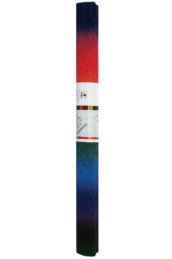 Χαρτί γκοφρέ 50x250cm rainbow WEROLA