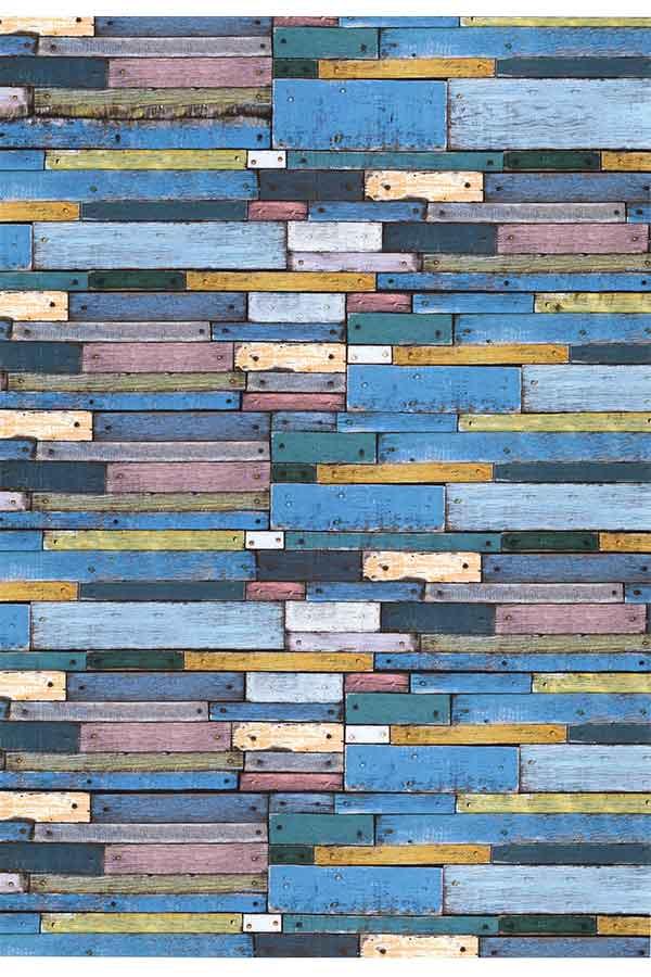 Χαρτόνι 50x70 τυπωμένο Ξύλινες σανίδες URSUS 12722260