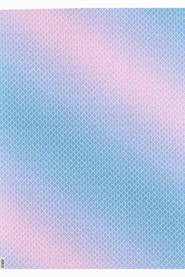 Χαρτόνι 50x70 τυπωμένο Γοργόνες URSUS 11472201
