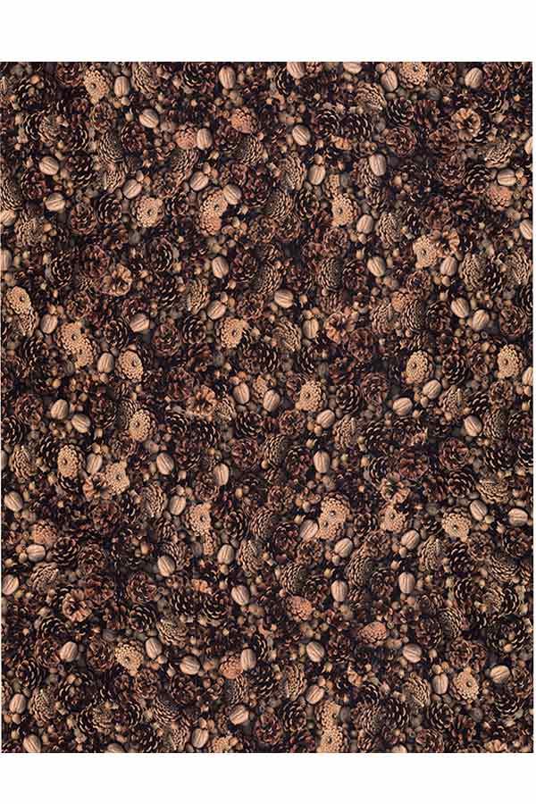Χαρτόνι 50x70 τυπωμένο Κουκουνάρια URSUS 12722235