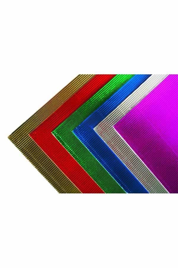 Χαρτόνι οντουλέ χρυσό 50x70cm URSUS 9202279