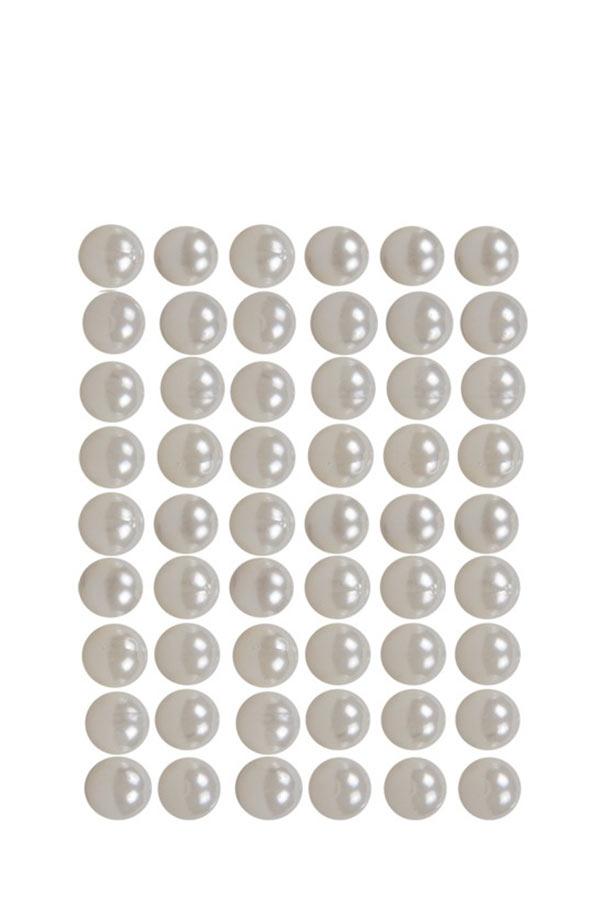 Πέρλες λευκές 8mm 40gr I-MONDI 10310001