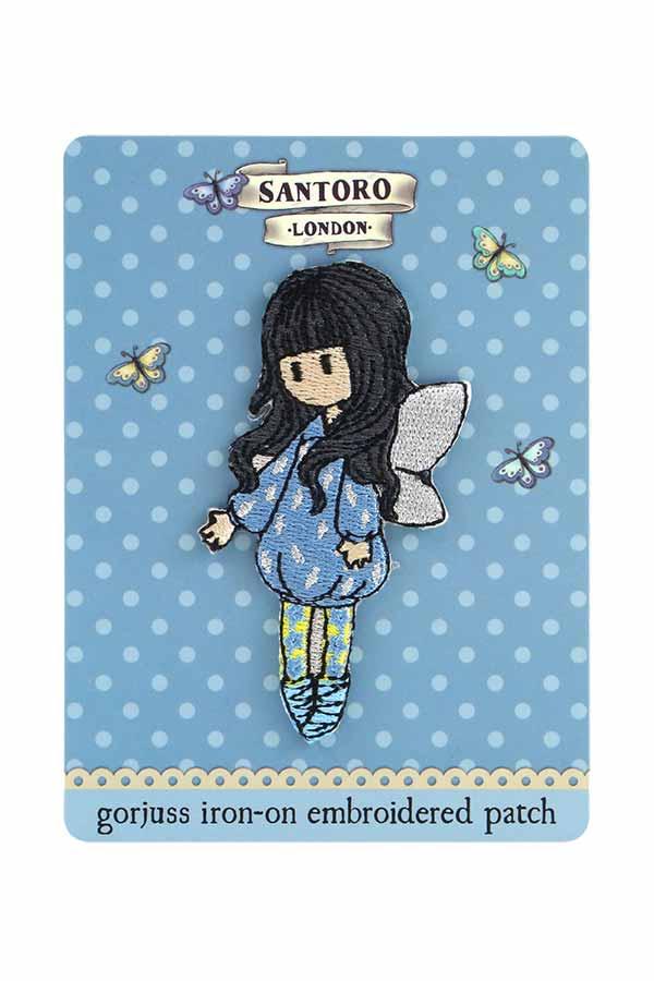 Santoro gorjuss Σιδερότυπο μοτίβο Bubble fairy 533GJ04