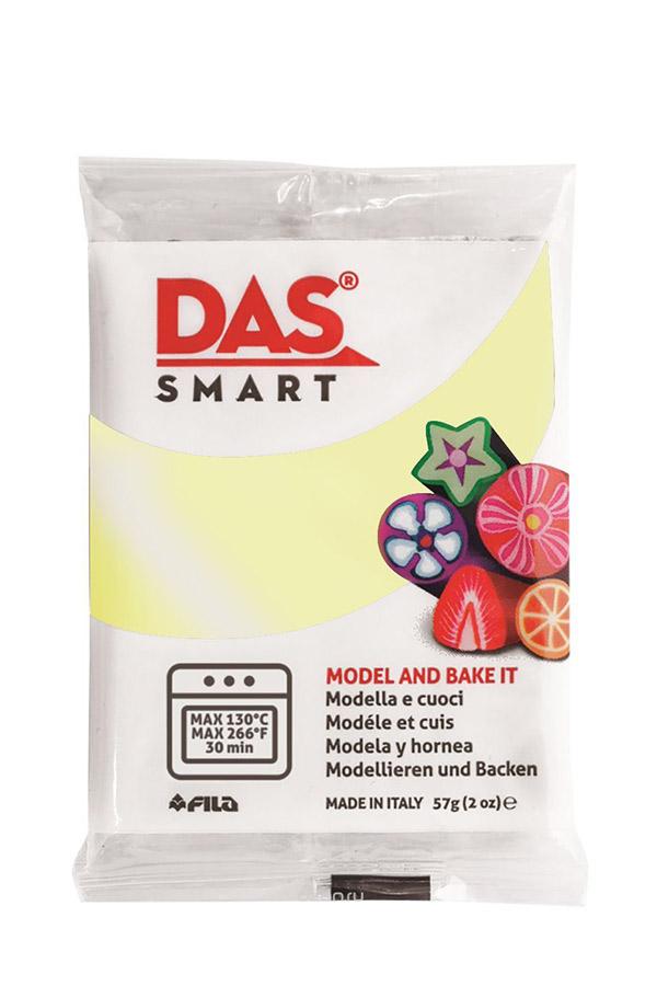 Πολυμερικός πηλός DAS smart 57gr Phosphorescent special 321603