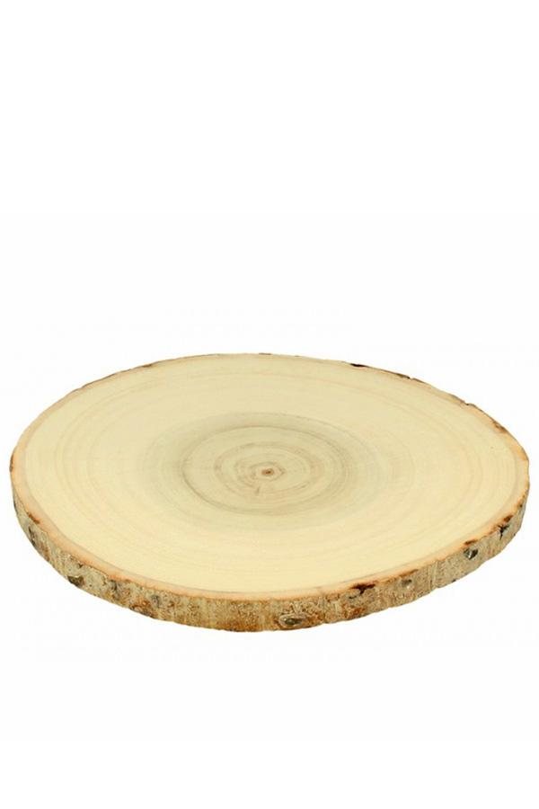 Κορμοί δέντρου κομμένοι στρογγυλοί 2 τεμάχια Artemio 14002615