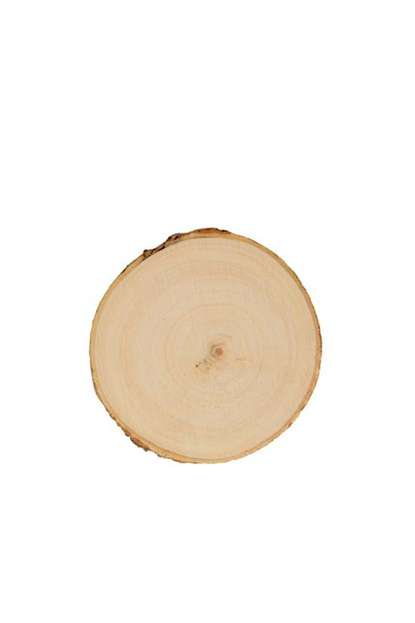 Ξύλινος κορμός δέντρου στρογγυλός 2 τεμ. 8-10cm Artemio 14002958