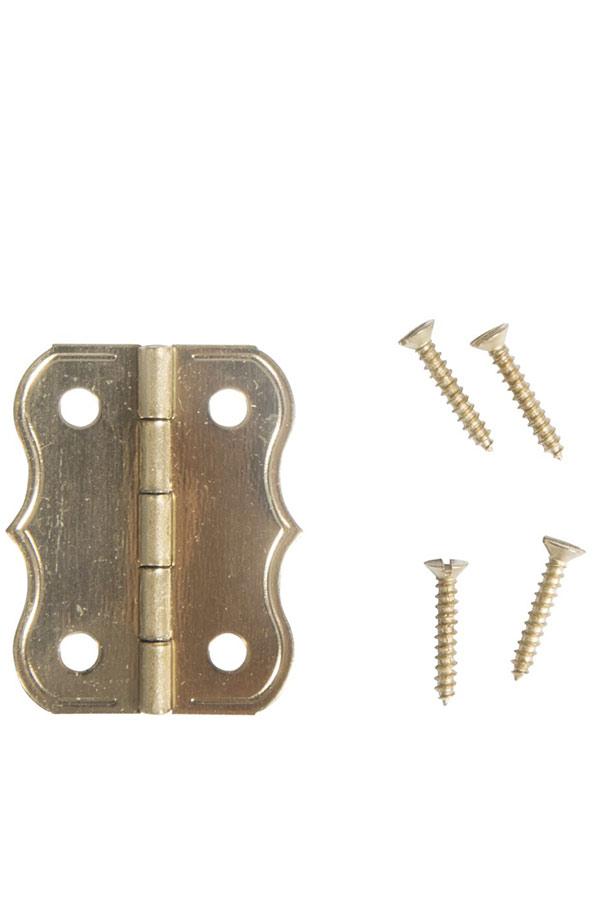 Μεντεσέδες μεταλλικοί Rayher 25x20mm 8954906
