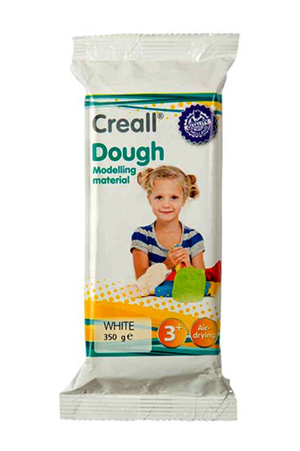 Πηλός χρωματιστός Creall Dough 350gr λευκό 26505