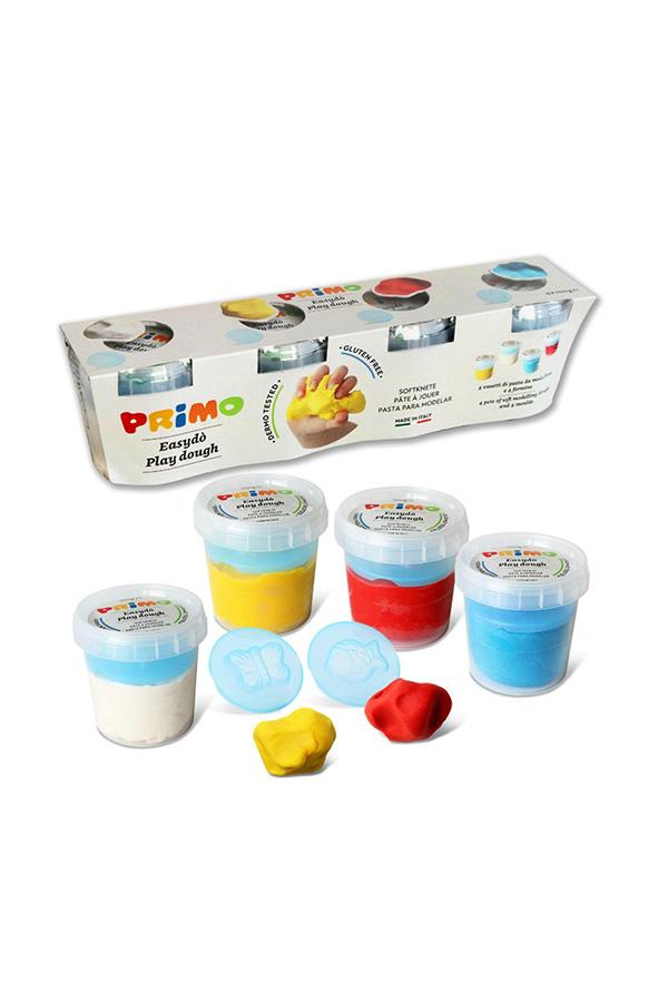 Πλαστοζυμαράκια PRIMO 4 χρώματα 2907ED4B