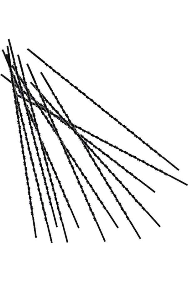 Ανταλλακτικές λάμες σέγας No6 12 τεμ