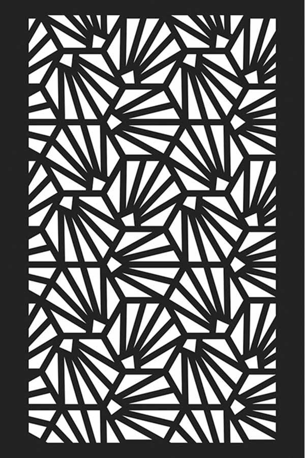 Στένσιλ ζωγραφικής πλαστικό 10x15cm Japan Artemio 15020075