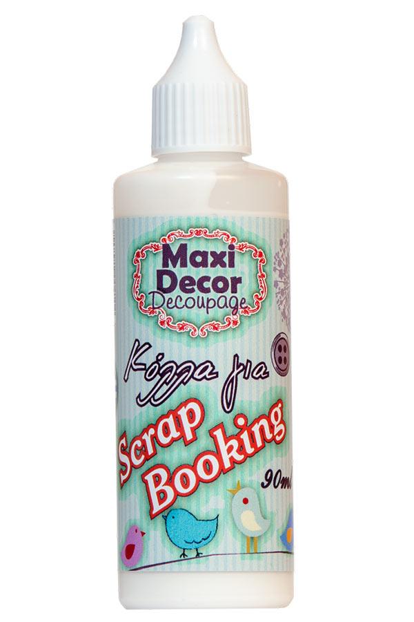 Κόλλα για scrapbooking 90ml Maxi Decor
