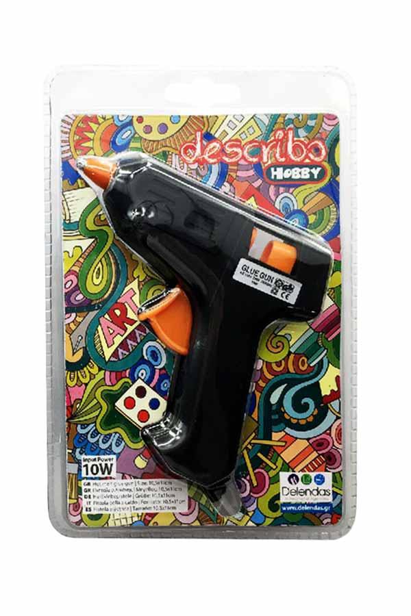 Πιστόλι σιλικόνης 7mm describo HOBBY DES-0024