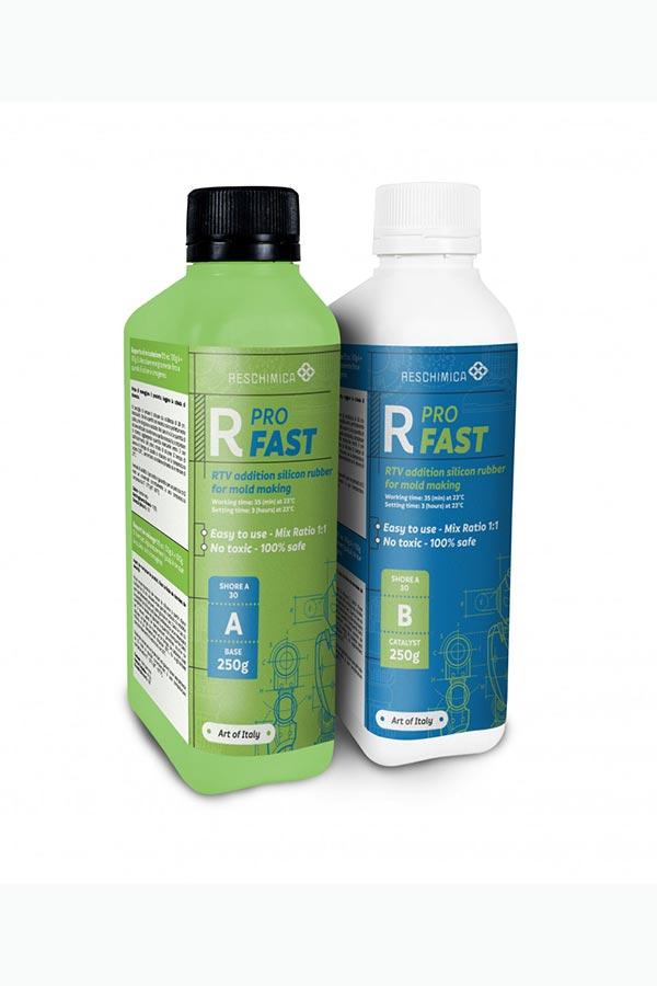 Ελαστική σιλικόνη R Pro Fast RESCHIMICA