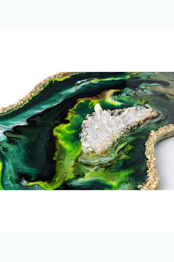 Υγρό γυαλί ΚΙΤ Fil Cristal για χύτευση 3cm RESCHIMICA-320gr