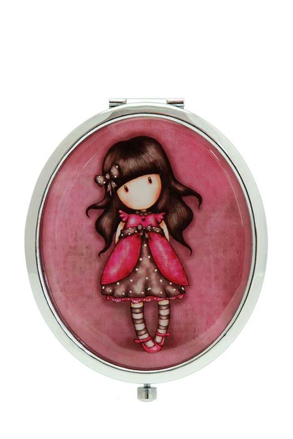 Καθρεφτάκι Santoro gorjuss Ladybird 363GJ07