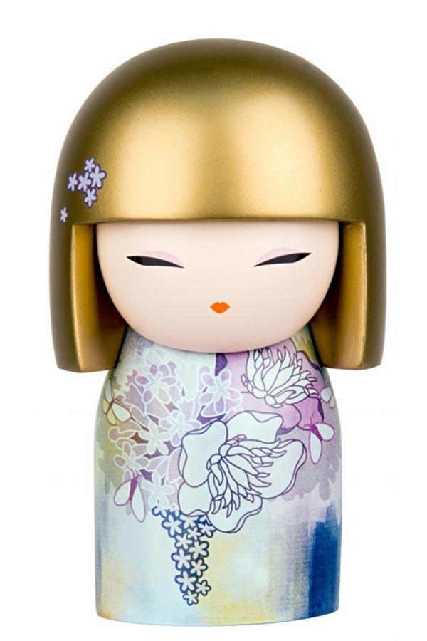 Κούκλα Kimmidoll μεσαία Sachie - Charm TGKFL092