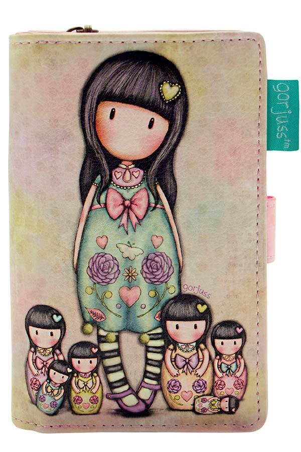 Πορτοφόλι δερματίνη Santoro gorjuss - Seven sisters 342GJ14