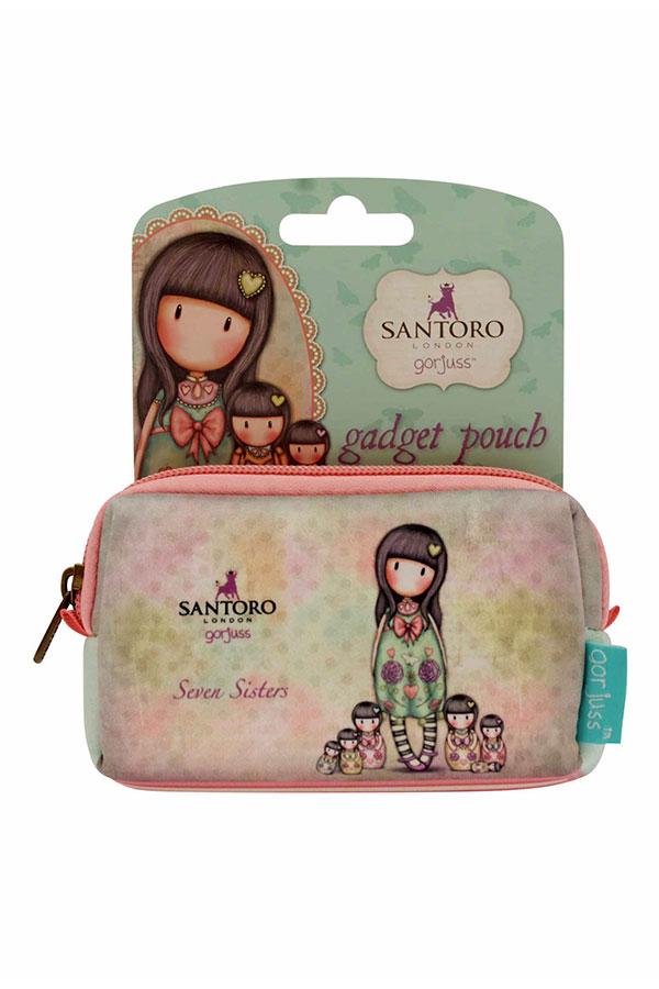 Θήκη για gadget Neoprene Santoro gorjuss - Seven sisters 379GJ11