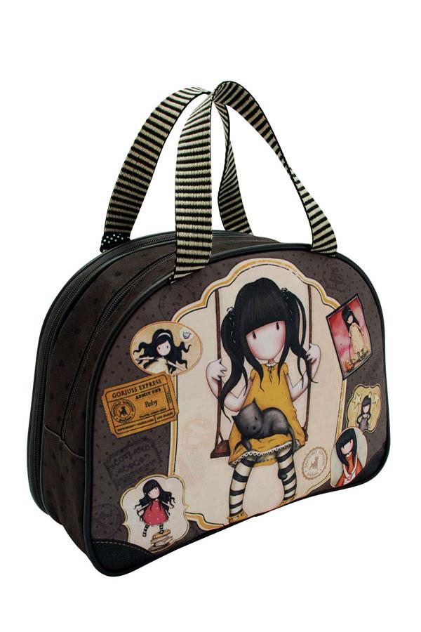 Νεσεσέρ τσάντα χειρός Santoro gorjuss - Ruby 655GJ01