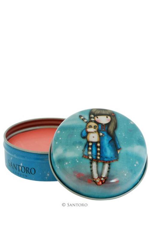 Κραγιόν lip balm Santoro gorjuss - Hush little bunny 217GJ26
