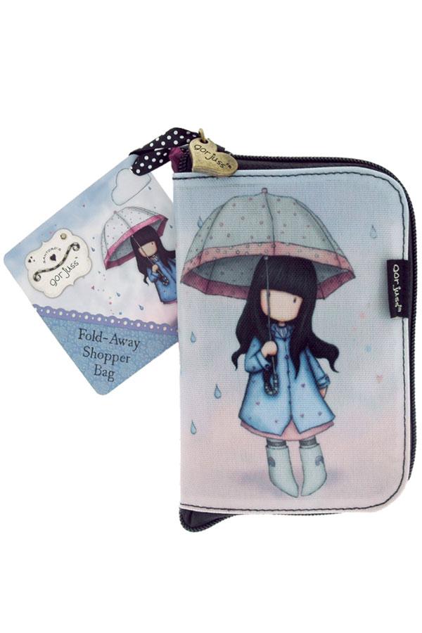 Santoro gorjuss Τσάντα Shopper bag - Puddles of love 308GJ02