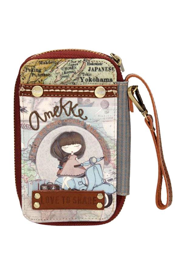 Anekke Traveller Πορτοφόλι ταξιδίου 23719.6
