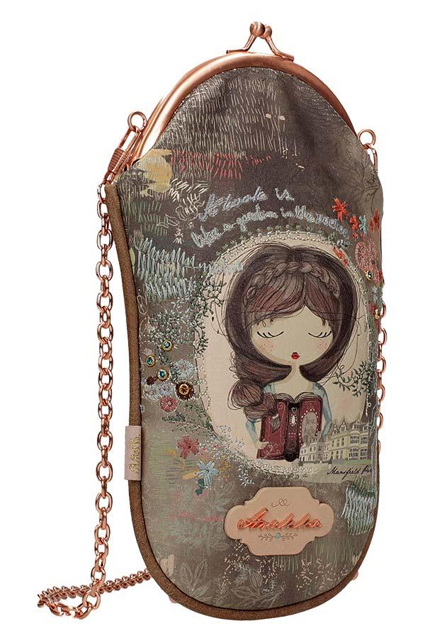 Anekke Jane Θήκη γυαλιών με αλυσίδα 28868-08