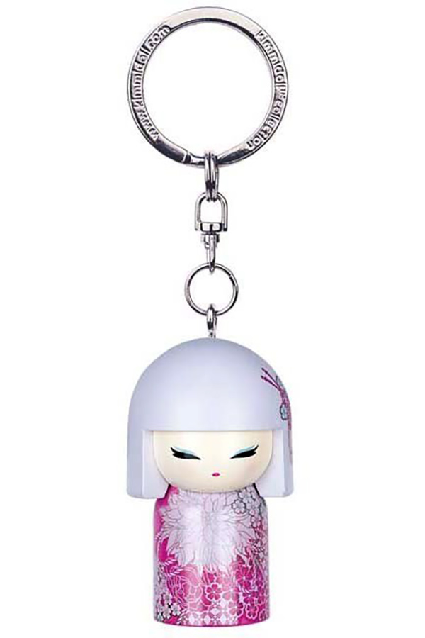 Μπρελόκ Kimmidoll Akemi Bright and Beautiful TGKK232
