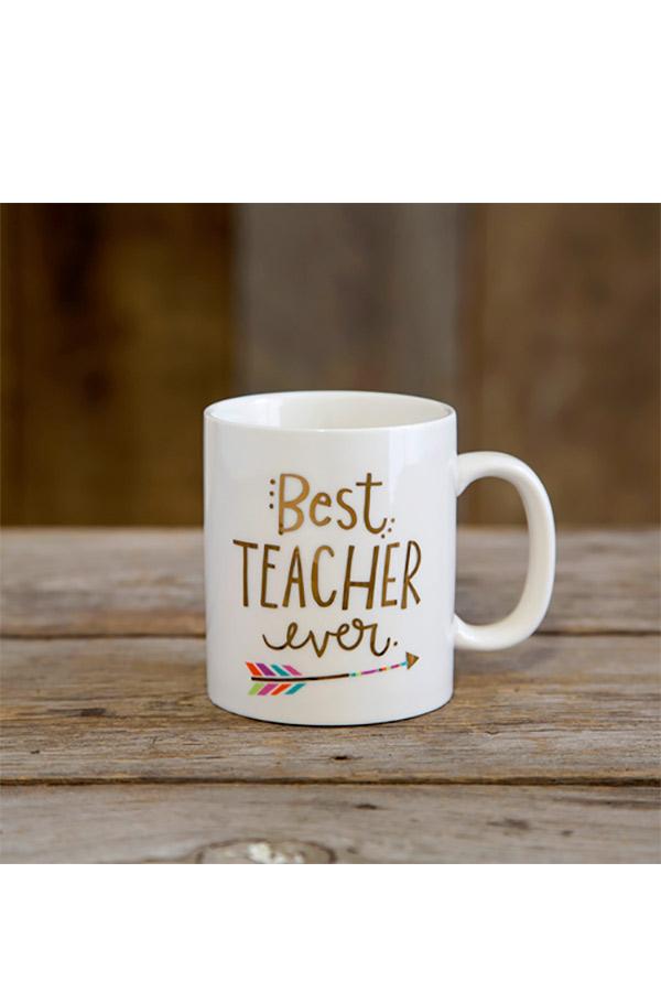Natural Life Κούπα Best teacher ever MUG237