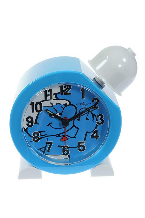 Ρολόι ξυπνητήρι The Smurfs SM-ACH6240