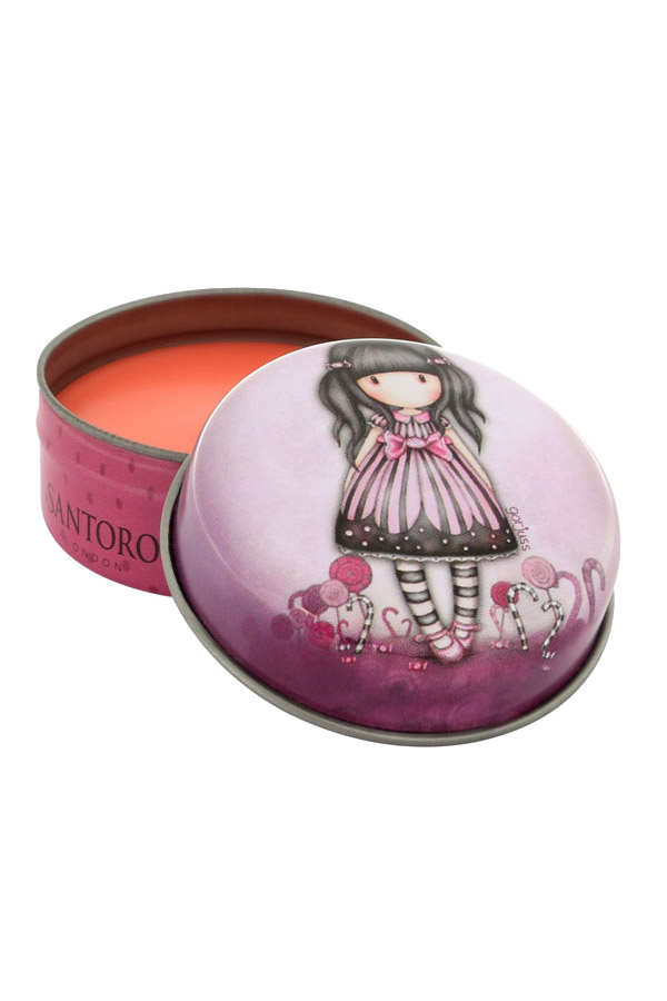 Κραγιόν lip balm Santoro gorjuss - Sugar and Spice 217GJ36