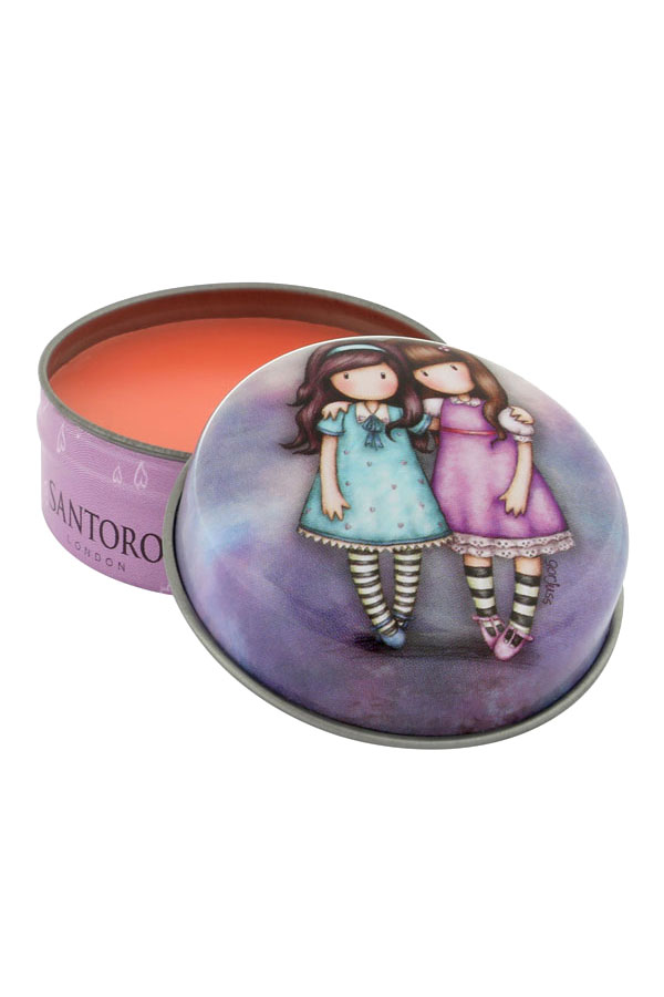 Κραγιόν lip balm Santoro gorjuss - We walk together 217GJ35