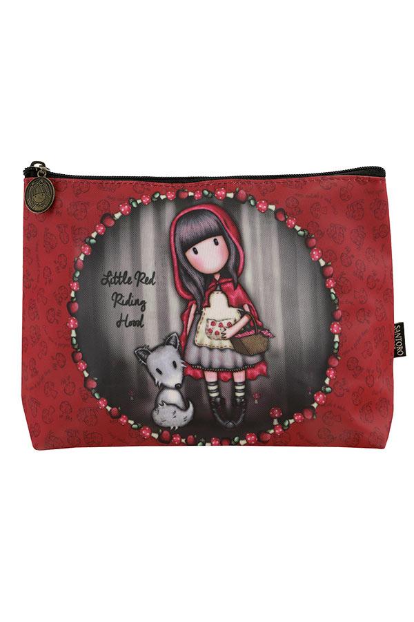 Santoro gorjuss Νεσεσέρ φάκελος χειρός - Little Red Riding Hood 292GJ22