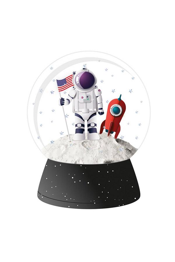 Διακοσμητική μπάλα νερού Αστροναύτης i-total XL0861B