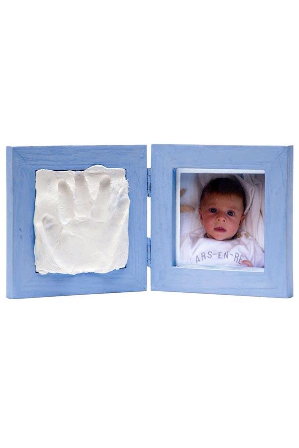 Κατασκευή αποτύπωμα μωρού - κορνίζα 36,5x23,5 cm Artemio 13040006