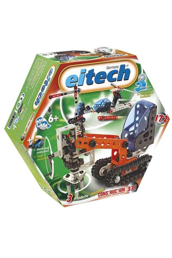 Κατασκευή 3 οχήματα eitech 00331