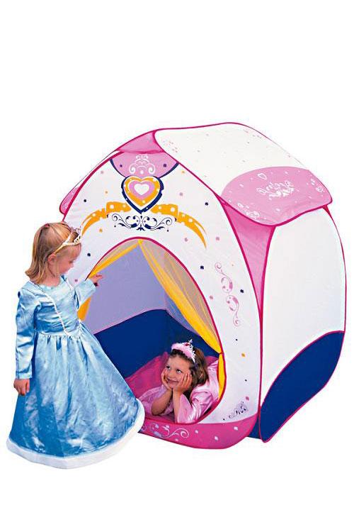 Σκηνή παιδική pop-up με δάπεδο Πριγκίπισσα LUDI 5204