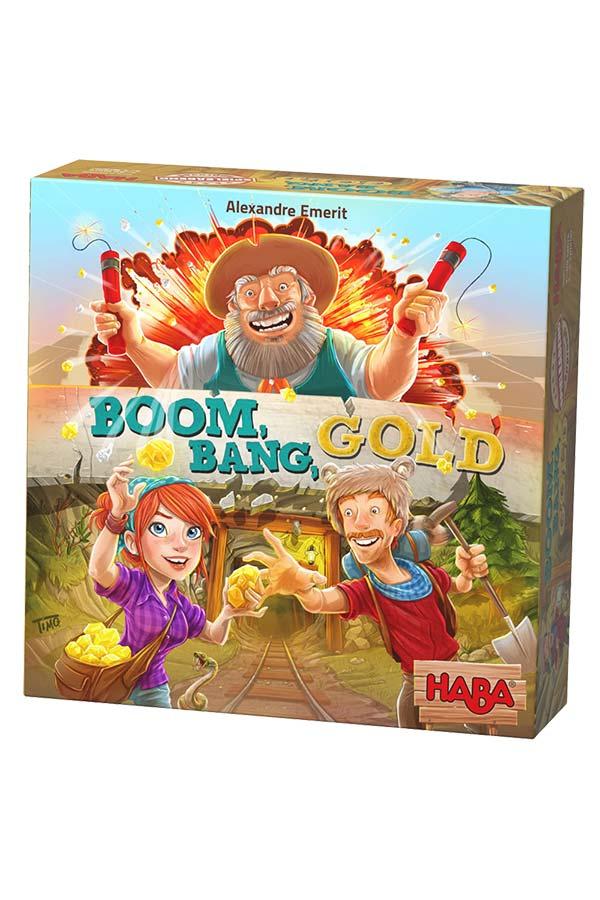 Επιτραπέζιο παιχνίδι BOOM, BANG, GOLD Haba 303337