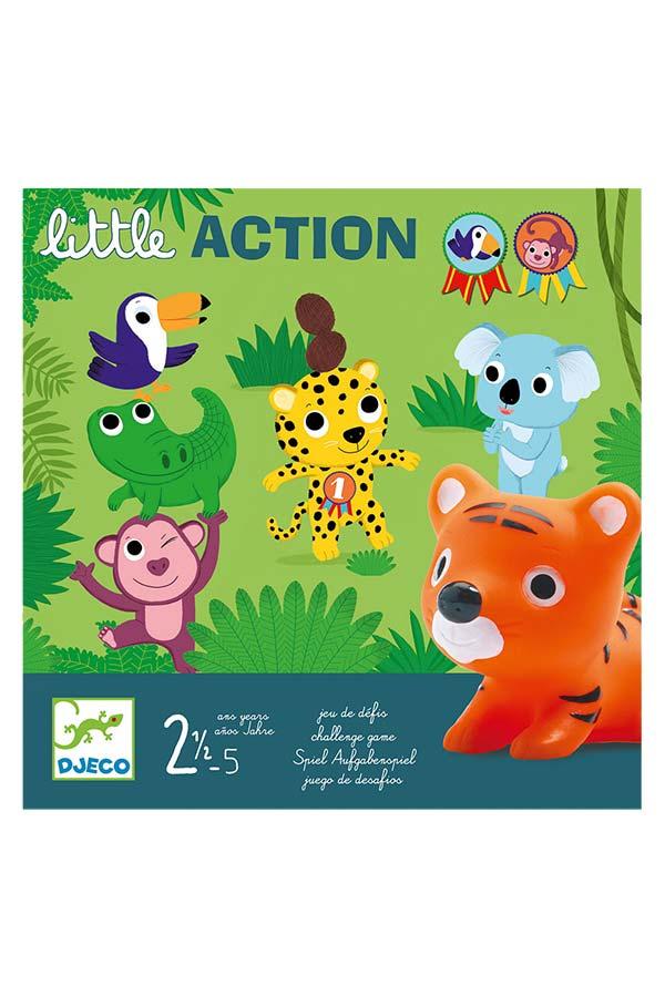 Επιτραπέζιο παιχνίδι Δράση στη ζούγκλα Djeco DJ08557