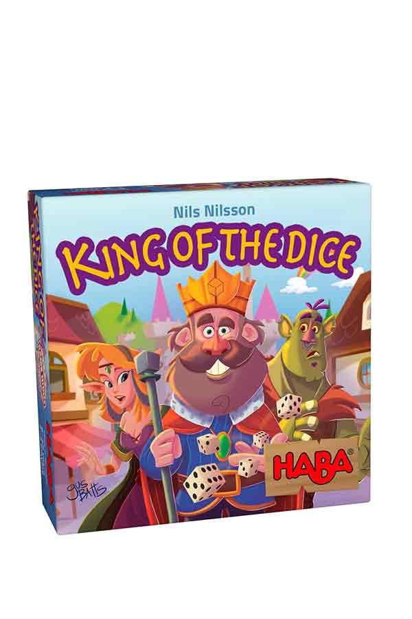 Επιτραπέζιο παιχνίδι Ο Βασιλιάς των ζαριών Haba 303590