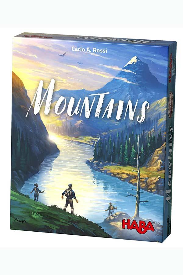 Επιτραπέζιο παιχνίδι Mountains Haba 304367