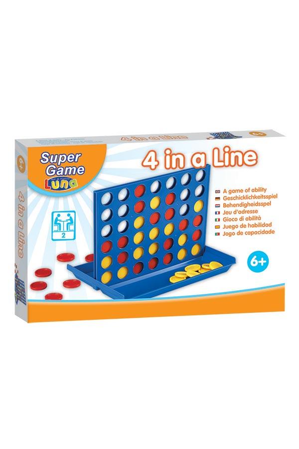 Επιτραπέζιο παιχνίδι Σκορ 4 Luna 0620725