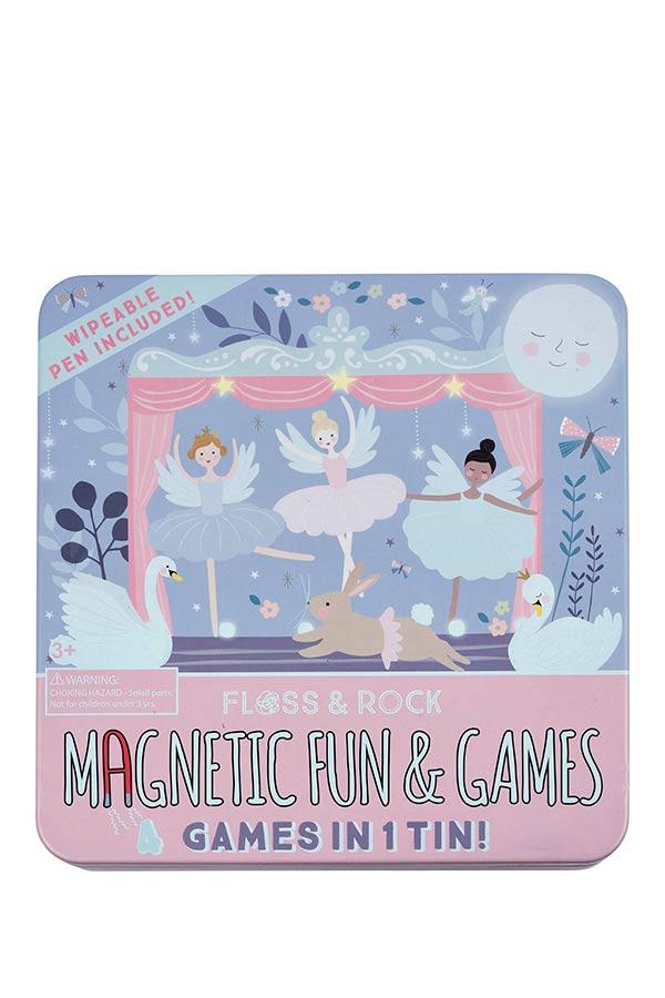 Μαγνητικά παιχνίδια Λίμνη των κύκνων FLOSS&ROCK 42P6313