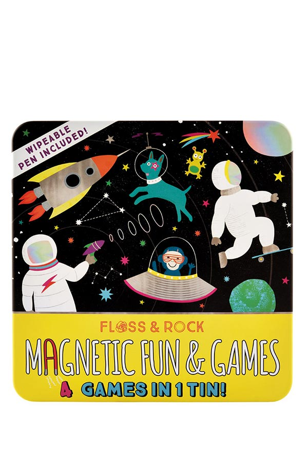 Μαγνητικά παιχνίδια Διάστημα FLOSS&ROCK 40P3561