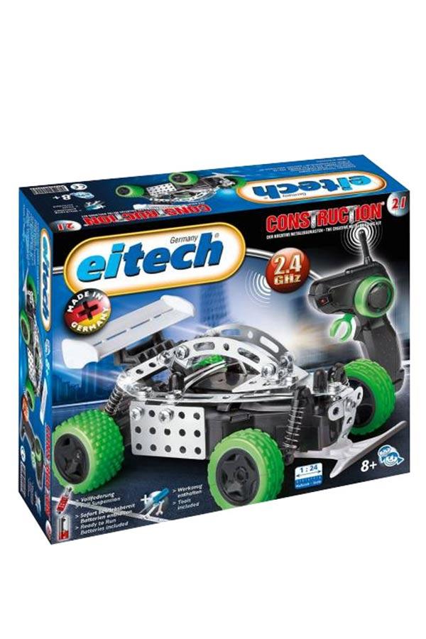 Μεταλλική κατασκευή Τηλεκατευθυνόμενο Speed Racer 2.4 GHz eitech 00021