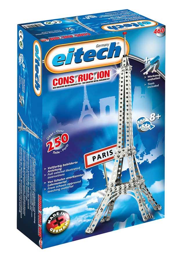 Μεταλλική κατασκευή Πύργος Άιφελ eitech 00460