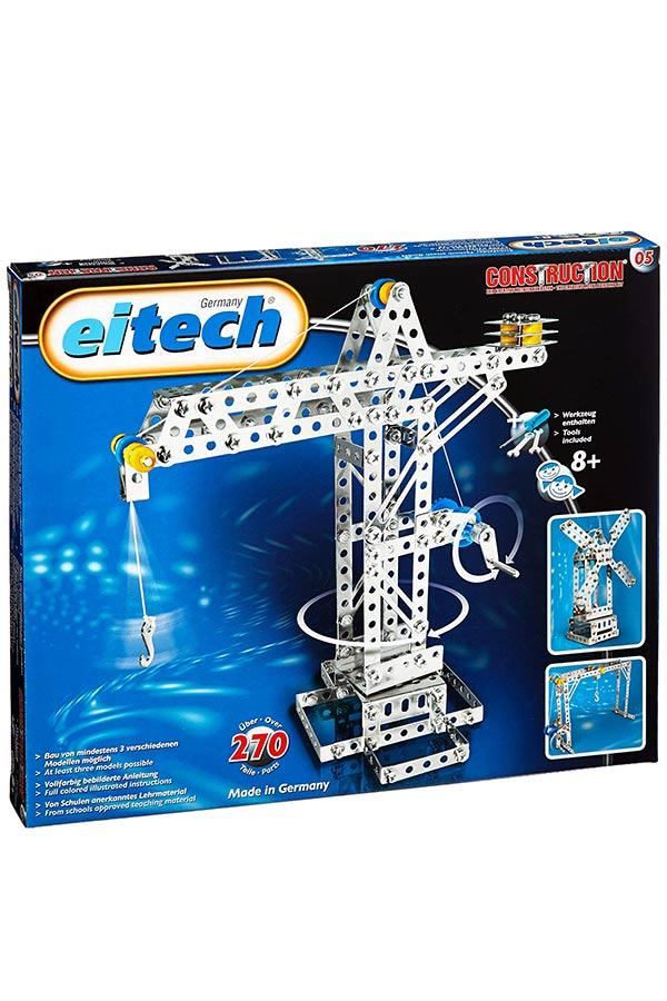 Μεταλλική κατασκευή Γερανοί eitech 00005